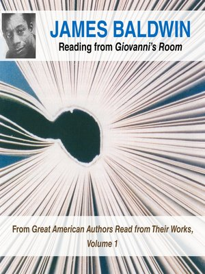 cover image of James Baldwin Reading from Giovanni's Room