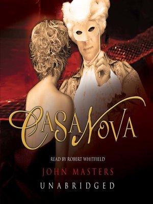cover image of Casanova