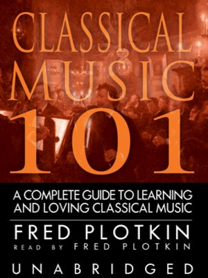 cover image of Classical Music 101