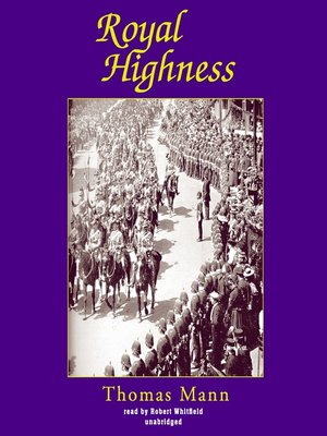 cover image of Royal Highness