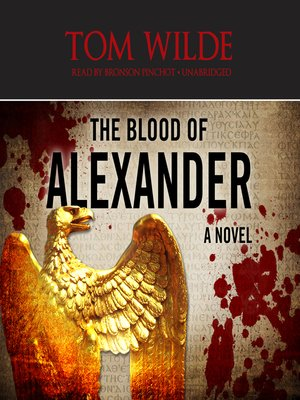 cover image of The Blood of Alexander