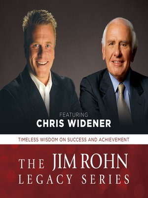 cover image of The Jim Rohn Legacy Series