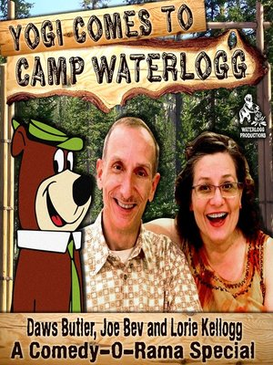 cover image of Yogi Comes to Camp Waterlogg