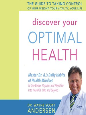 cover image of Discover Your Optimal Health