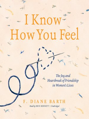 cover image of I Know How You Feel