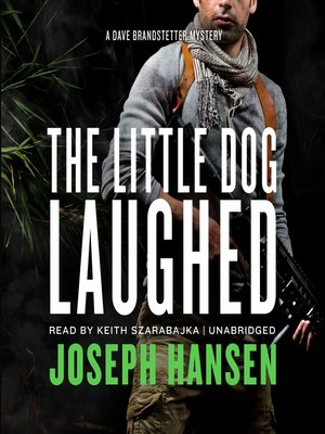 cover image of The Little Dog Laughed