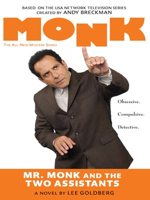 cover image of Mr. Monk and the Two Assistants
