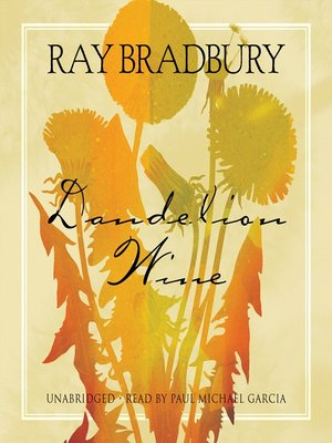 cover image of Dandelion Wine