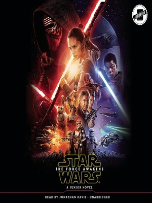 cover image of The Force Awakens: A Junior Novel