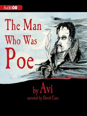 cover image of The Man Who Was Poe