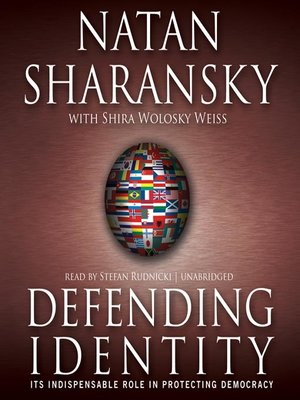 cover image of Defending Identity