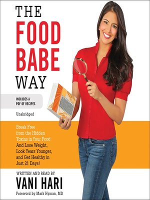 cover image of The Food Babe Way
