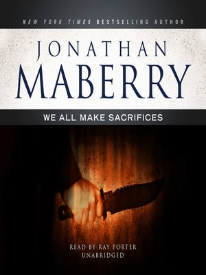 cover image of We All Make Sacrifices