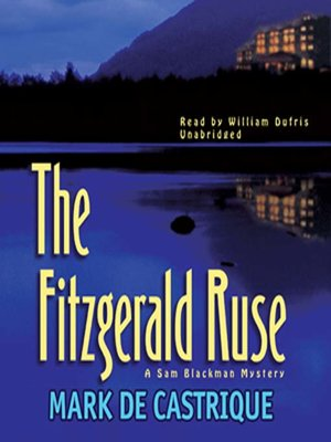 cover image of The Fitzgerald Ruse