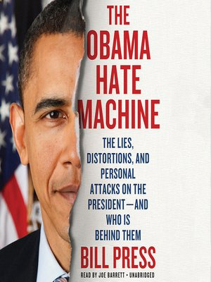 cover image of The Obama Hate Machine