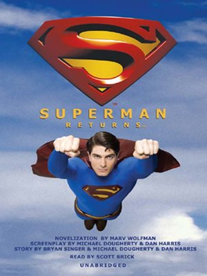 cover image of Superman Returns