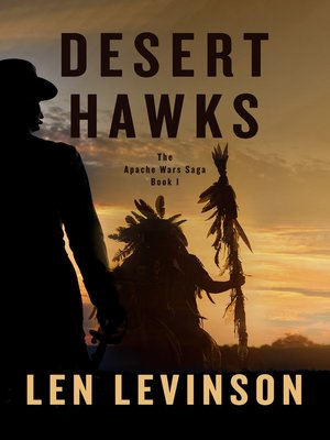 cover image of Desert Hawks