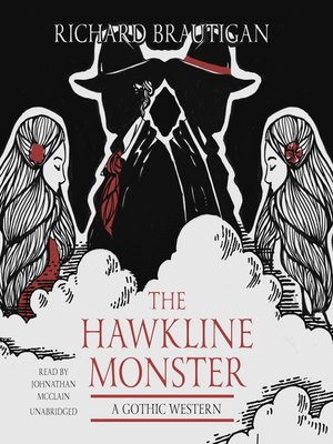 cover image of The Hawkline Monster