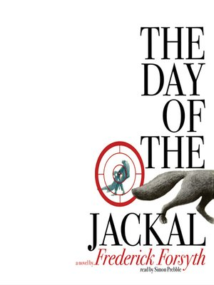 cover image of The Day of the Jackal