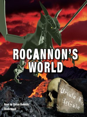 cover image of Rocannon's World