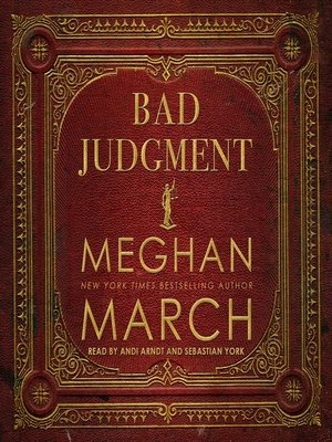 cover image of Bad Judgment