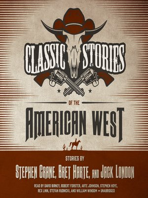 cover image of Classic Stories of the American West