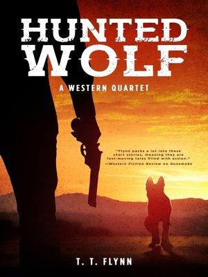 cover image of Hunted Wolf