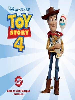 cover image of Toy Story 4