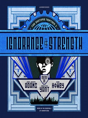 cover image of Ignorance Is Strength