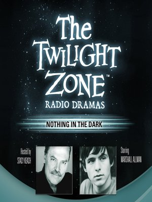 cover image of Nothing in the Dark