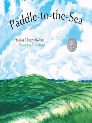 cover image of Paddle-to-the-Sea