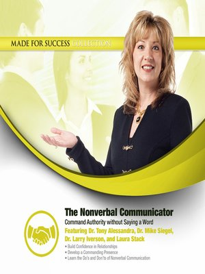 cover image of The Nonverbal Communicator