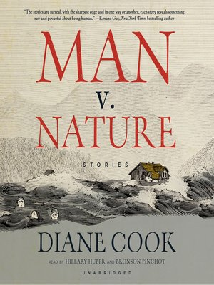 cover image of Man v. Nature
