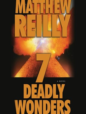 cover image of 7 Deadly Wonders