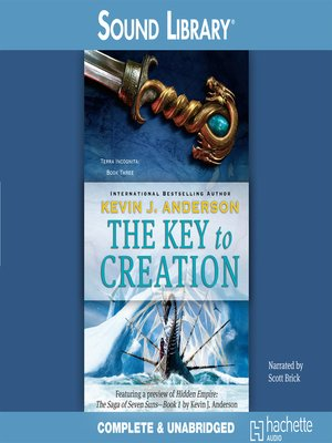 cover image of The Key to Creation