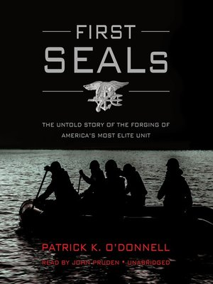 cover image of First SEALs