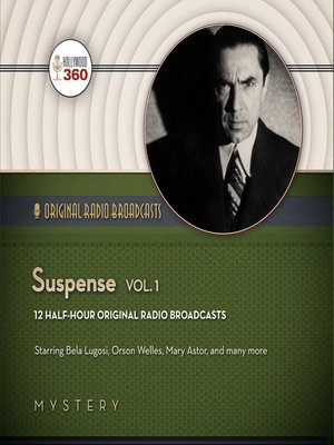 cover image of Suspense, Volume 1