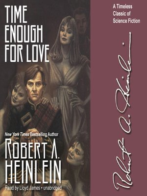 robert heinlein time enough for love audiobook