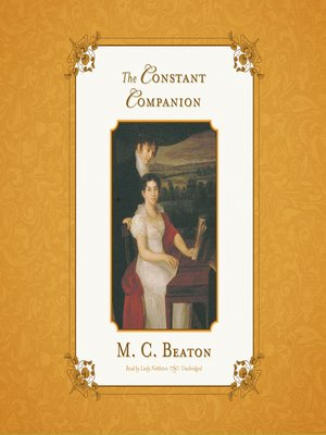 cover image of The Constant Companion