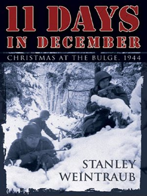 cover image of 11 Days in December