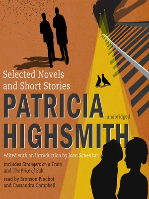 cover image of Patricia Highsmith