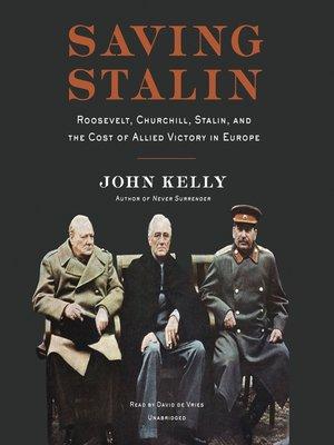 cover image of Saving Stalin