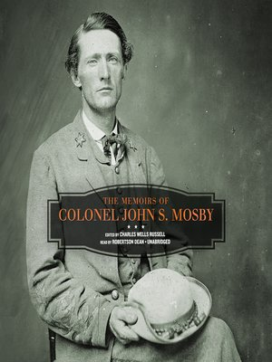 cover image of The Memoirs of Colonel John S. Mosby