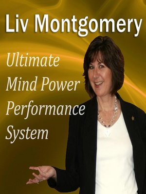 cover image of Ultimate Mind Power Performance System