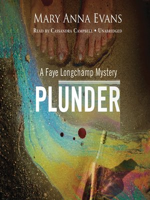 cover image of Plunder