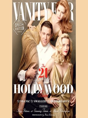 cover image of Vanity Fair: March 2015 Issue