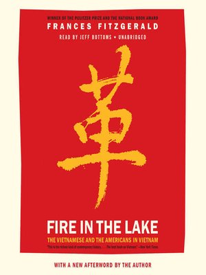 cover image of Fire in the Lake