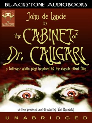 cover image of The Cabinet of Dr. Caligari