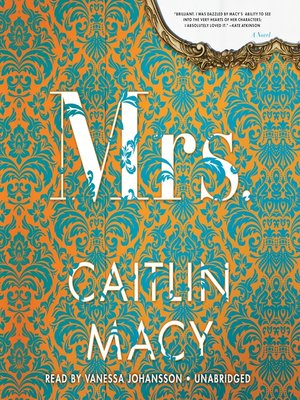 cover image of Mrs.