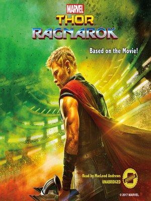 cover image of Marvel's Thor: Ragnarok